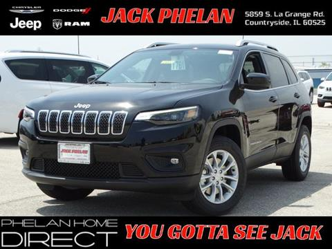 2019 Jeep Cherokee for sale in Countryside, IL