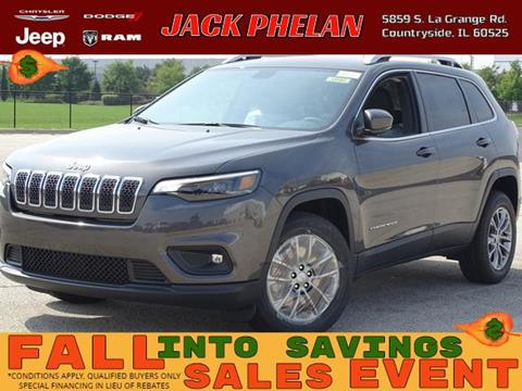 2020 Jeep Cherokee for sale in Countryside, IL