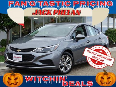2018 Chevrolet Cruze for sale in Countryside, IL