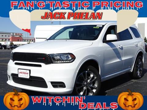 2019 Dodge Durango for sale in Countryside, IL