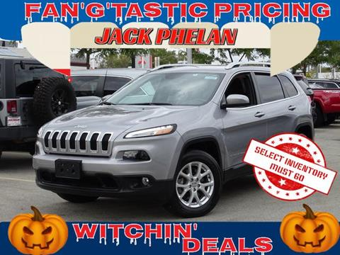 2017 Jeep Cherokee for sale in Countryside, IL