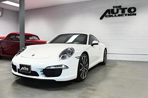 2013 Porsche 911 for sale in Pasadena, CA