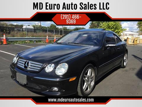 2006 Mercedes-Benz CL-Class for sale at MD Euro Auto Sales LLC in Hasbrouck Heights NJ