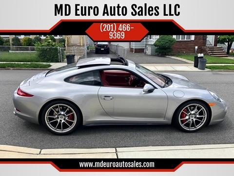 2013 Porsche 911 for sale in Hasbrouck Heights, NJ