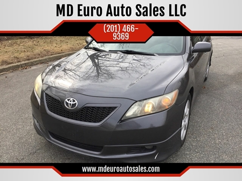 2007 Toyota Camry for sale at MD Euro Auto Sales LLC in Hasbrouck Heights NJ