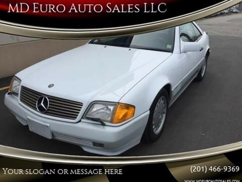 1991 Mercedes-Benz 300-Class for sale at MD Euro Auto Sales LLC in Hasbrouck Heights NJ