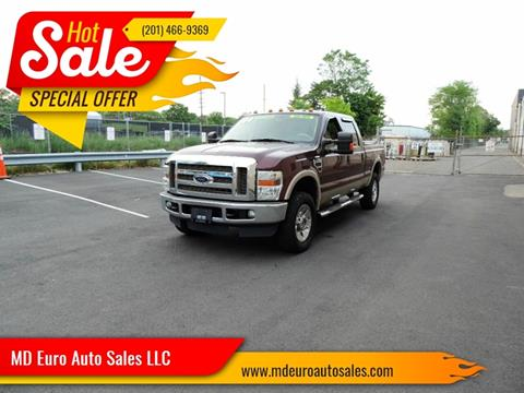 2009 Ford F-350 Super Duty for sale at MD Euro Auto Sales LLC in Hasbrouck Heights NJ