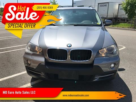 2008 BMW X5 for sale at MD Euro Auto Sales LLC in Hasbrouck Heights NJ