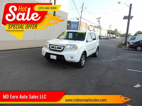 2010 Honda Pilot for sale at MD Euro Auto Sales LLC in Hasbrouck Heights NJ