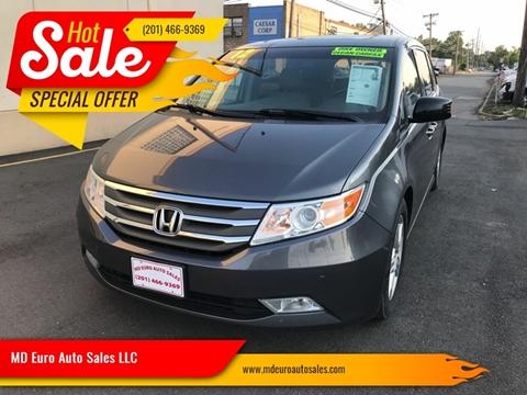 2012 Honda Odyssey For Sale >> Honda Odyssey For Sale In Hasbrouck Heights Nj Md Euro