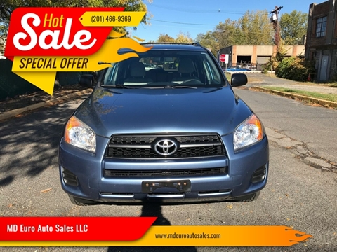 2010 Toyota RAV4 for sale at MD Euro Auto Sales LLC in Hasbrouck Heights NJ