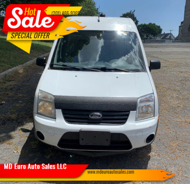 2012 Ford Transit Connect for sale at MD Euro Auto Sales LLC in Hasbrouck Heights NJ