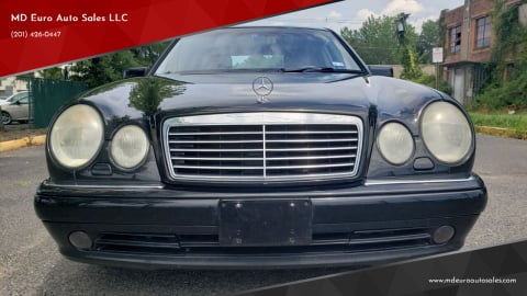 1998 Mercedes-Benz E-Class for sale at MD Euro Auto Sales LLC in Hasbrouck Heights NJ