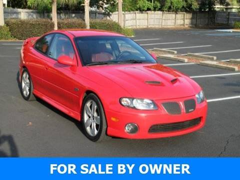 2006 Pontiac GTO for sale in Tucson, AZ