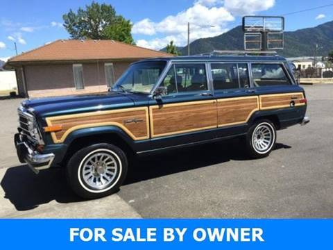 1990 Jeep Wagoneer for sale in Tucson, AZ