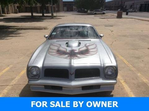 1976 Pontiac Trans Am for sale in Tucson, AZ