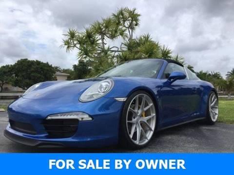 2015 Porsche 911 for sale in Tucson, AZ