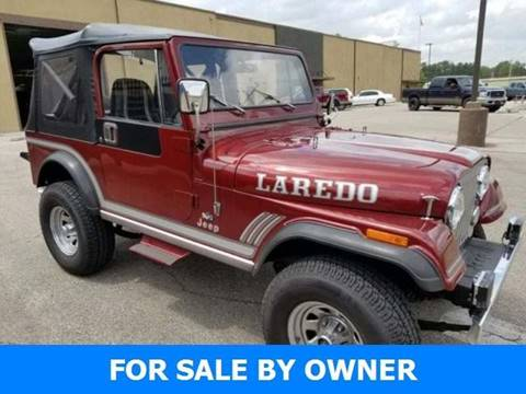 1985 Jeep CJ-5 for sale in Tucson, AZ