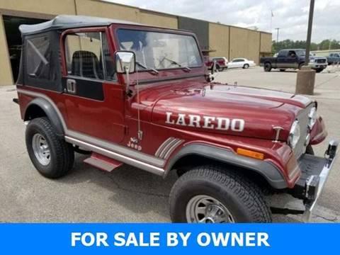 1985 Jeep CJ-5 for sale in Tucson, AZ