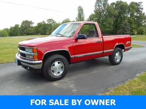 1998 Chevrolet Silverado 1500 for sale in Tucson, AZ