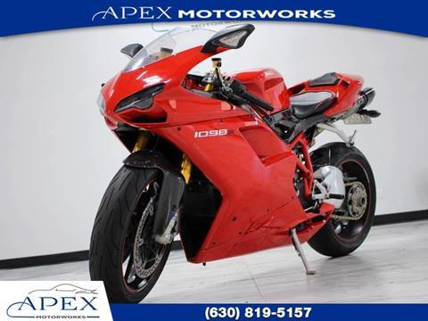 2008 Ducati 1098 S - for sale in Burr Ridge, IL