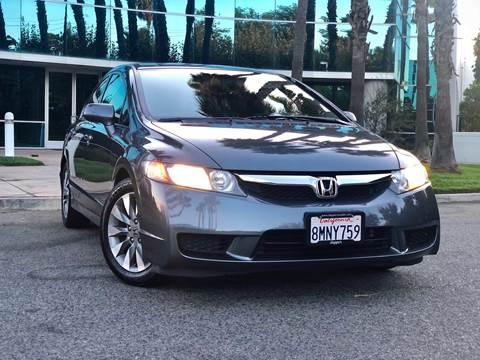 2010 Honda Civic for sale in Van Nuys, CA