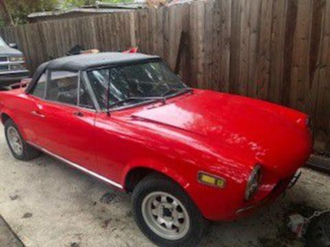 used 1970 fiat 124 spider for sale - carsforsale®