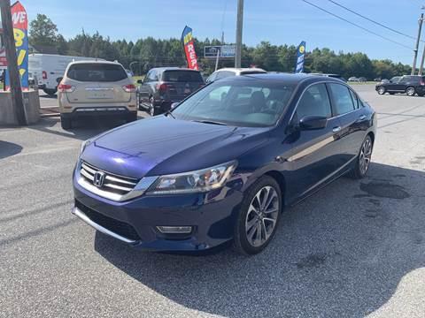 2013 Honda Accord for sale in Milford, DE