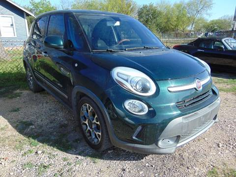 2014 FIAT 500L for sale in San Antonio, TX