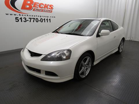 Acura RSX For Sale Carsforsalecom - Acura rsx type r for sale