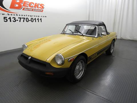 1978 MG MGB for sale in Mason, OH