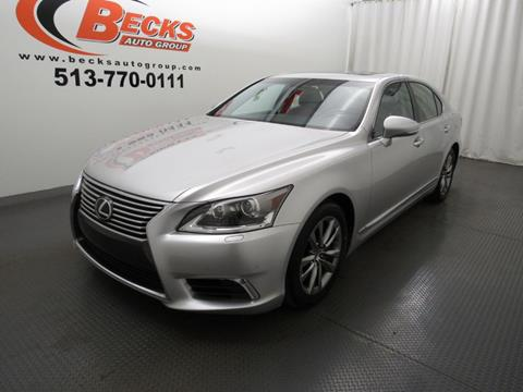 2014 Lexus LS 460 For Sale In Mason, OH