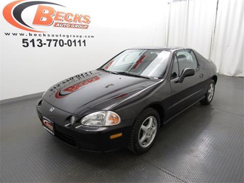 1995 Honda Civic del Sol for sale in Mason, OH