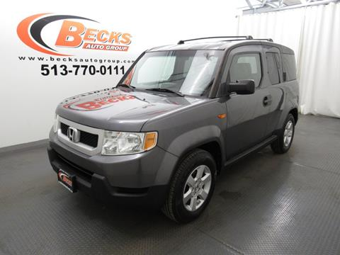 2011 Honda Element for sale in Mason, OH