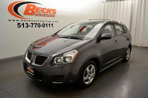 2010 Pontiac Vibe for sale in Mason, OH