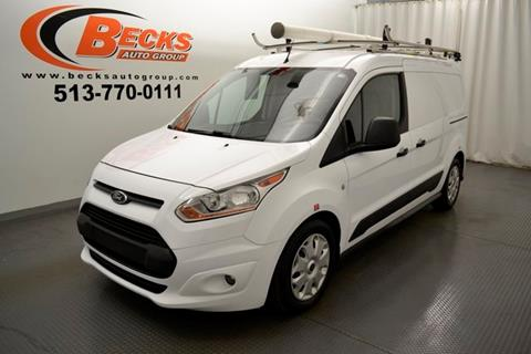 2016 Ford Transit Connect Cargo for sale in Mason, OH