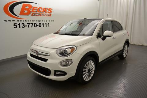 2016 FIAT 500X for sale in Mason, OH
