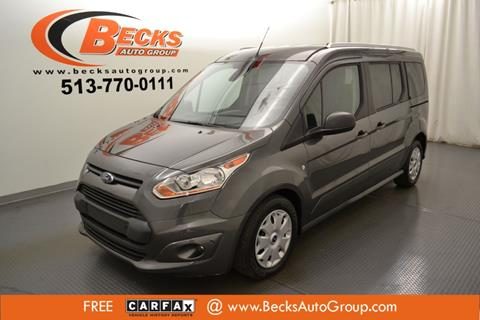 2017 Ford Transit Connect Wagon for sale in Mason, OH