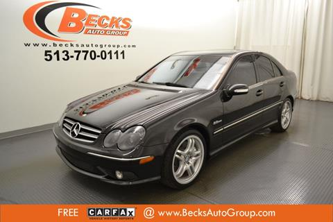 2005 Mercedes-Benz C-Class for sale in Mason, OH