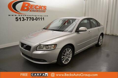 2009 Volvo S40 for sale at Becks Auto Group in Mason OH