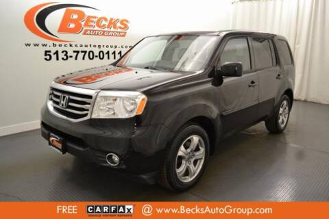 2015 Honda Pilot for sale at Becks Auto Group in Mason OH