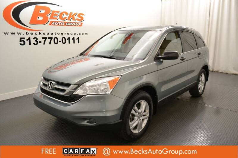 2011 Honda CR-V for sale at Becks Auto Group in Mason OH