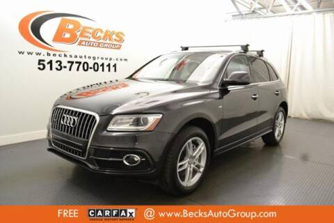2017 Audi Q5 for sale at Becks Auto Group in Mason OH