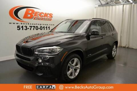 2015 BMW X5 for sale at Becks Auto Group in Mason OH