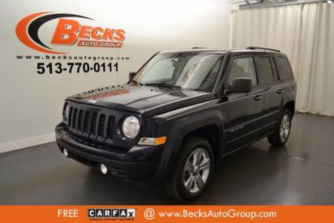 2012 Jeep Patriot for sale at Becks Auto Group in Mason OH