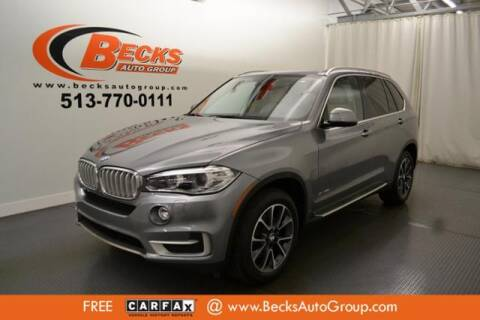 2014 BMW X5 for sale at Becks Auto Group in Mason OH