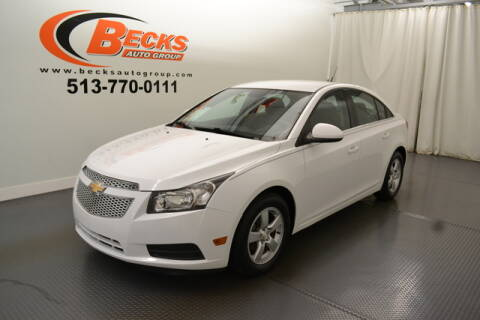 2014 Chevrolet Cruze for sale at Becks Auto Group in Mason OH