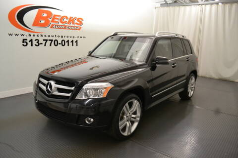 2012 Mercedes-Benz GLK for sale at Becks Auto Group in Mason OH