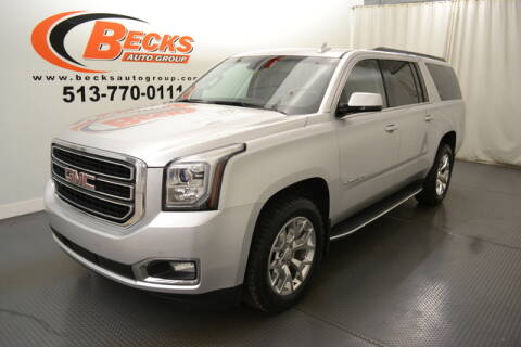 2016 GMC Yukon XL for sale at Becks Auto Group in Mason OH