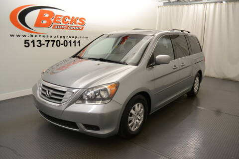 2010 Honda Odyssey for sale at Becks Auto Group in Mason OH